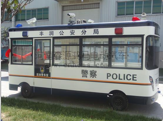 唐山流动警务室