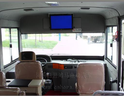 鸿马电动客车内饰 www.cnhoma.com